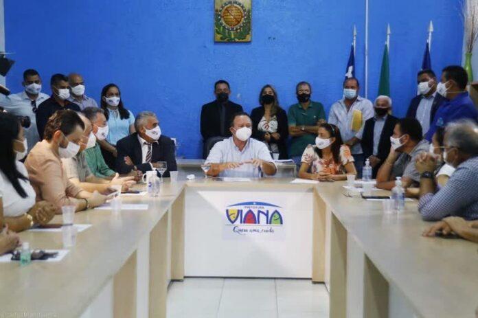 Em Viana, Consórcio Intermunicipal da Baixada discute demandas para a região