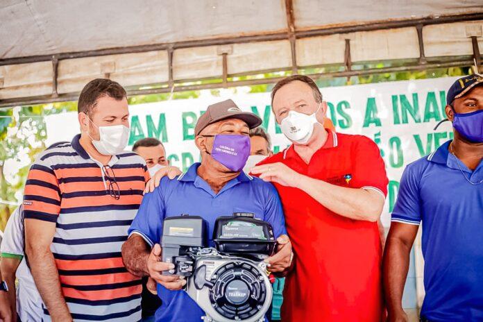 Governo do Estado leva programa Maranhão Verde Pró-Campo para Palmeirândia e Penalva