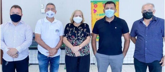 Olinda Nova recebe quarta reunião do Consórcio Intermunicipal da Baixada Maranhense